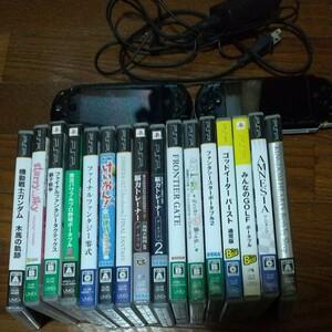 PSP本体2台とゲームソフトセット