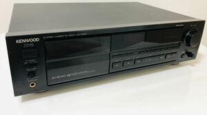 KENWOOD 3 head стерео кассетная дека .KX-7030