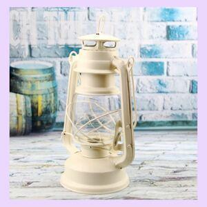 セール☆LED ランタン 電池式 ライト ランプ 災害 アウトドア レジャー キャンプ インテリア シンプル ホワイト