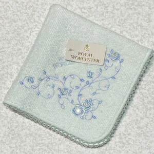 ロイヤルウースター 刺繍入りタオルハンカチ タオルハンカチ タグ付き
