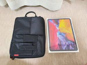 ☆★iPad Pro 11インチ 第2世代 Wi-Fi 256GB 2020年春モデル MXDC2J/A [スペースグレイ] 開封・未使用品 おまけ 即決☆★
