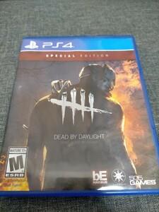 PS4 北米版 デッドバイデイライト Dead by Daylight 日本語対応