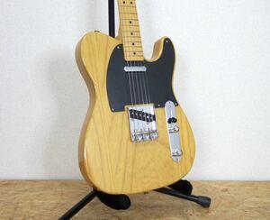Fender Japan Classic 50s Telecaster VNT テレキャスター ヴィンテージナチュラル