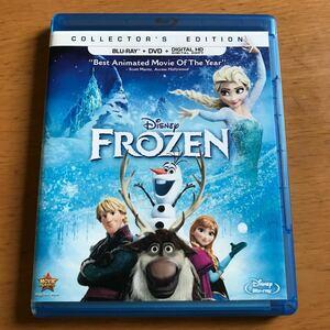 アナと雪の女王 Blu-ray DVD FROZEN Disney