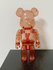 BE@RBRICK ベアブリック EMOTIONALLY UNAVAILABLE Red Heart 400% メディコムトイ