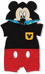 ミッキー 70 BABYDOLL(ベビードール)Disney(ディズニー) なりきり ロンパース 2257B