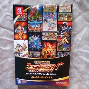 Nintendo Switch版 カプコン ベルトアクション コレクション コレクターズ・ボックス