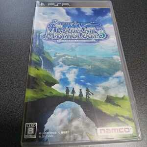 PSP【テイルズオブザワールド/レディアントマイソロジー3】2011年ナムコ [送料無料]返金保証あり