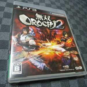 PS3【無双OROCHI 2】2010年光栄 [送料無料]返金保証あり