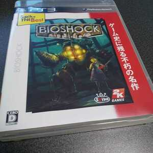 PS3【バイオショック】2010年スパイク ※対象年齢17歳以上 [送料無料]返金保証あり