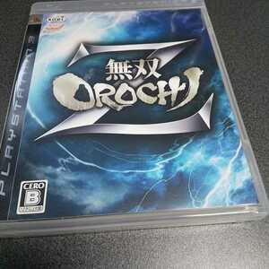 PS3【無双OROCHI Z】2009年光栄 [送料無料]返金保証あり