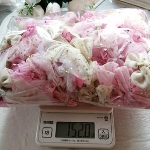 材料 手作り 花 モチーフ パーツ へやゴム ハンドメイド 花モチーフ UKA1