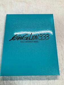 ヱヴァンゲリヲン新劇場版:Q 3.33 初回限定版 オリジナルサウンドトラック付き Blu-ray