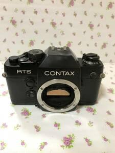 名機  CONTAX RTS II 型 QUARTZ 本体のみ