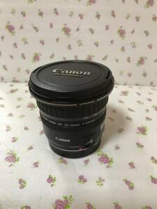 美品  キャノン  CANON ZOOM EF 20-35mm f3・5-4・5