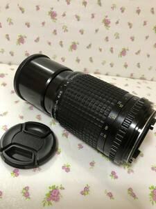 中望遠レンズ ペンタックス 645用  SMC PENTAXーA 200mm f4 良品