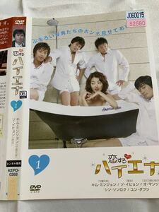 韓国ドラマ 恋するハイエナ DVD 全話セット