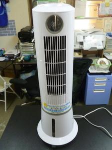 ★☆スリーアップ スリムタワー冷風扇 ウォータークールファン IFD-157 2020年製 現状品☆★