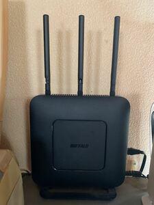 BUFFALO WXR-1750DHP 無線LANルーター