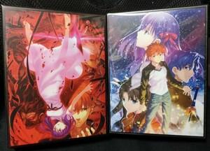 美品 劇場版 Fate/stay night Heaven's Feel1/2 限定版 フェイト Blu-ray 完全生産限定版