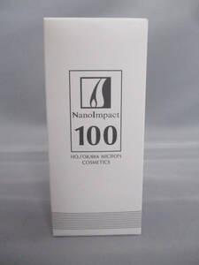 ●ナノインパクト100 60ml●未開封 薬用育毛ローション ホソカワミクロン 薄毛予防 頭皮ケア♪レターパック 2f-80901