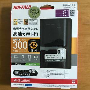 BUFFALO WEX-1166DHPS Wi-Fi中継機 無線LAN親機 無線LAN 無線LAN中継機 WMR-300