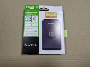 SONY(ソニー) 非接触ICカードリーダー/ライター PaSoRi(パソリ) RC-S380 USB 電子申告 確定申告