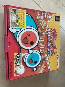 太鼓の達人 PS2 タタコン ソフト プレイステーション2 namco 同梱版