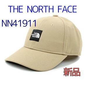 THE NORTH FACE スクエアロゴキャップ NN41911
