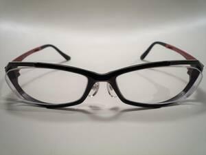 32392 ALL ULTEM スクエア型 超弾性特殊プラスチック 軽量眼鏡フレーム