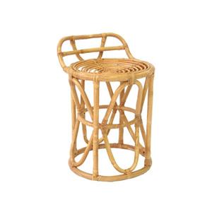 ユグラ カフェスツール ラタン 椅子 籐家具 チェア イス