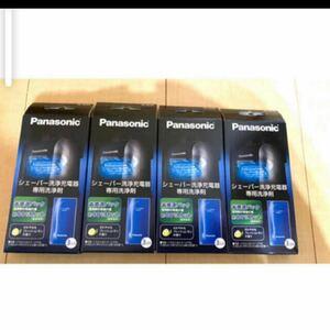 Panasonic シェーバー洗浄充電器専用洗浄剤 ES-4L03 4箱(1箱3袋入り)