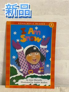 英語絵本 I Am Snow
