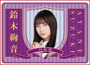 乃木坂46 鈴木絢音 個別ブランケット2020 未開封