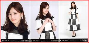 乃木坂46 生田絵梨花 夜明けまで強がらなくてもいい 2019年11月 ランダム生写真 3種コンプ 3枚 3枚コンプ