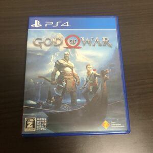 ゴッド・オブ・ウォー PS4 GOD OF WAR
