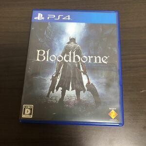 Bloodborne ブラッドボーン PS4