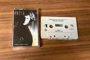 【送料無料/輸入盤】カセットテープ ★ BASIA / TIME AND TIDE バーシア