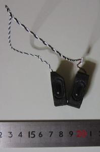 2372 東芝 ノートパソコン 部品 dynabook R734/M PR734MAA137AD71 スピーカー