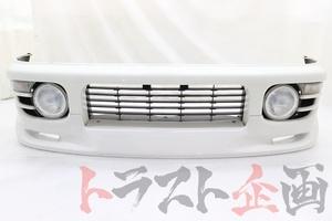 1300155106 純正 フロントバンパー 社外 リップスポイラー インプレッサ E型 GC8 WRX トラスト企画 U