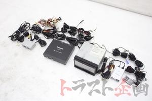 1100140520 パナソニック カーナビ ETC バックカメラセット マーチ 12SR AK12 トラスト企画 送料無料 U
