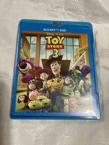トイ・ストーリー3 Blu-ray トイストーリー3 DVD DVDセット