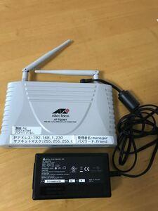 WiFi 美品 無線LAN