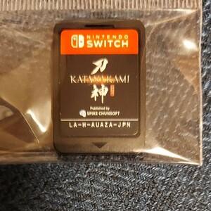 刀神  Nintendo Switch スイッチソフト