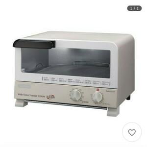 コイズミオーブントースター KOS-J122