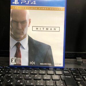 【PS4】 ヒットマン ザ・コンプリート ファーストシーズン