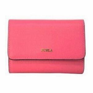 【新品未使用】FURLA お財布 ピンク