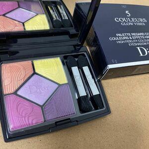 美品 Dior サンククルール アイシャドウ