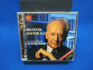 ギュンター・ヴァント(cond) CD ブルックナー:交響曲第8番[1993年ライヴ]