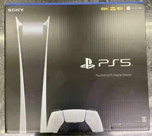 【新品未開封】PlayStation(プレイステーション5) CFI-1100B01 PS5最新モデル デジタルエディション